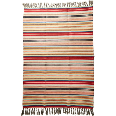 Serviette de plage multicolore Multi