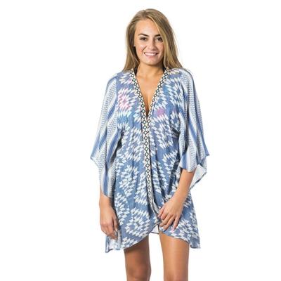 Kimono bleu Del Sol