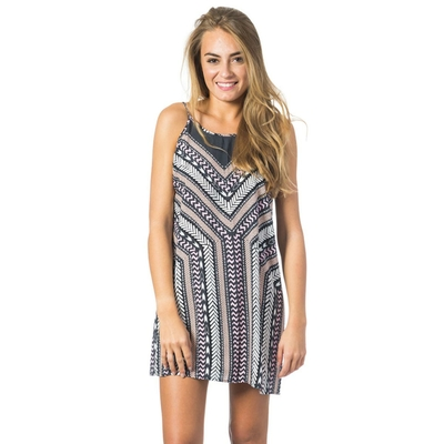 Robe de plage multicolore Eclipse