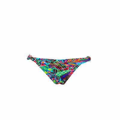Maillot de bain culotte multicolore Habanera (Bas)