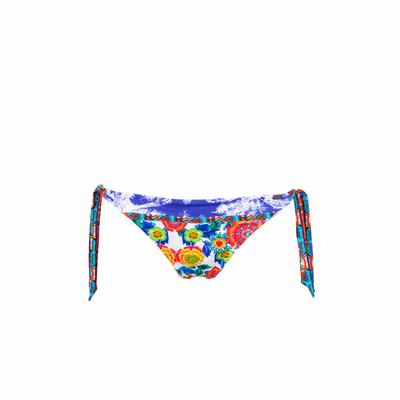 Maillot de bain culotte multicolore Mixsand (Bas)