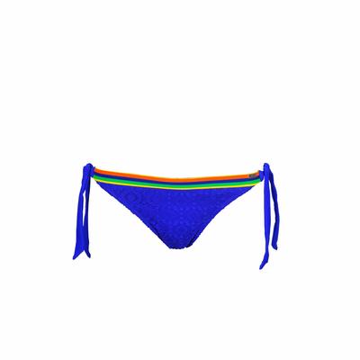 Maillot de bain culotte bleue Sunfit (Bas)