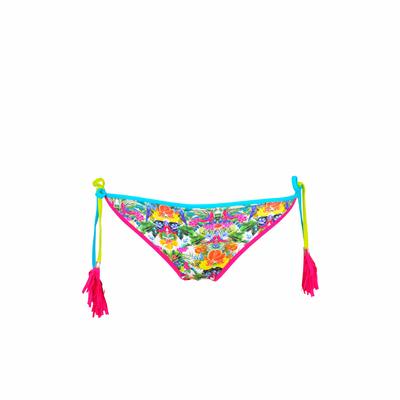 Teens - Maillot de bain culotte multicolore Beachpoint (Bas)