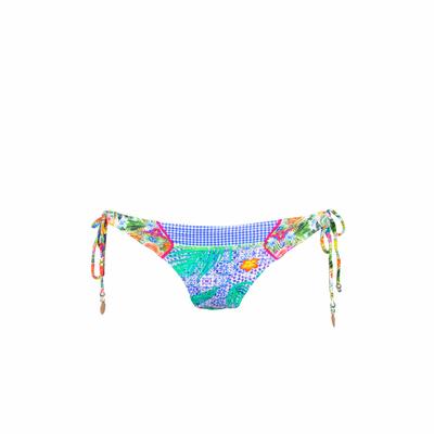Teens - Maillot de bain culotte bleue Leighton (Bas)