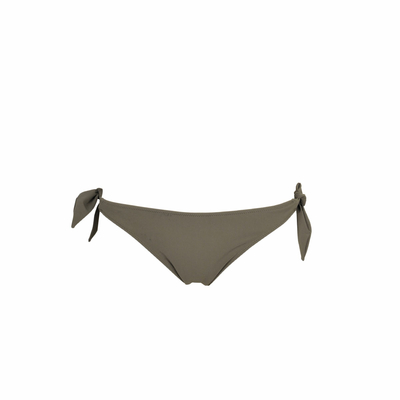 Teens - Maillot de bain culotte vert kaki Socaly (Bas)