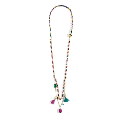 Collier multicolore Angun