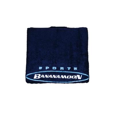 Serviette de plage Bleu Marine Plain Towely