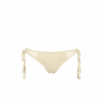 Bas de bikini crochet beige Gypsy Summer (Bas)