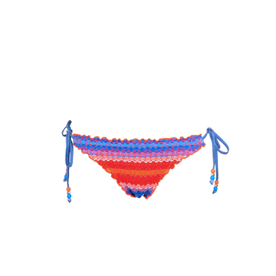 Maillot de bain culotte multicolore Havana Stripe (Bas)