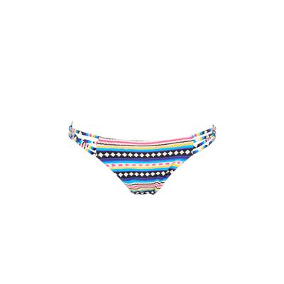 Maillot de bain culotte bleu Sol Searcher Tropic (Bas)