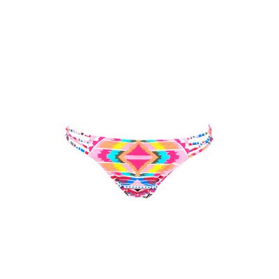 Maillot de bain culotte multicolore Tribe Time Tropic (Bas)
