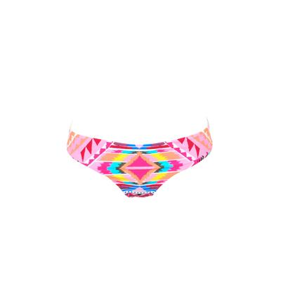 Maillot de bain culotte multicolore Tribe Time (Bas)