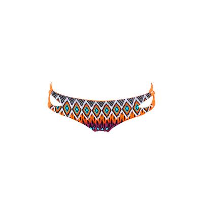 Maillot de bain culotte multicolore Somme (Bas)