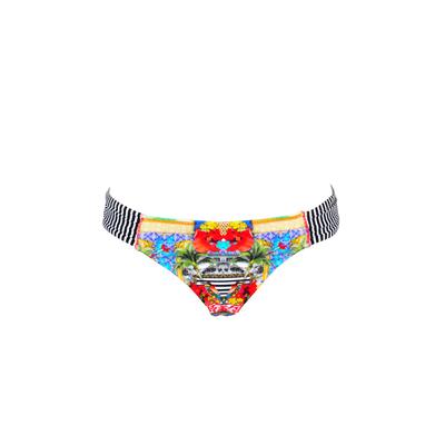 Maillot de bain culotte multicolore Havana Feel (Bas)