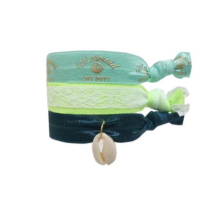 Lot de bracelets brésiliens multicolores Calabasas