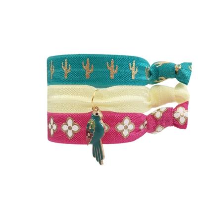 Lot de bracelets brésiliens multicolore Havana
