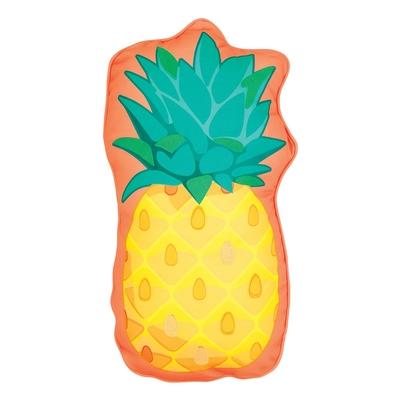 Coussin intérieur et extérieur multicolore Ananas