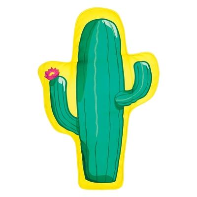 Coussin intérieur et extérieur multicolore Cactus