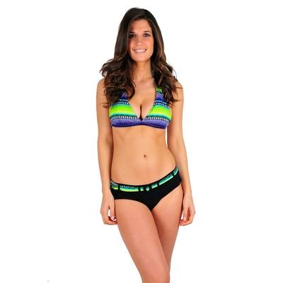 Maillot de bain 2 pièces triangle vert Surf