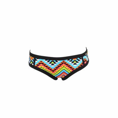 Maillot de bain shorty multicolore Metal (Bas)