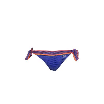 Maillot de bain culotte à noeud bleue Portofino (Bas)