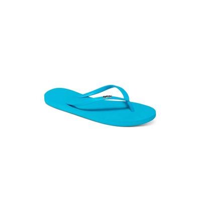 Tongs de plage Viva bleues