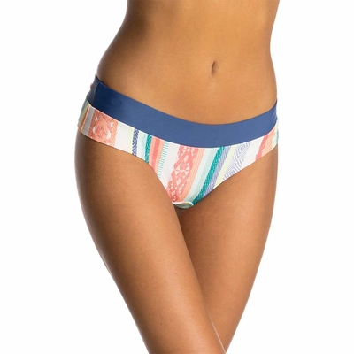 Maillot de bain shorty multicolore Sun Gypsy (Bas)