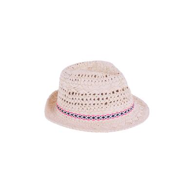 Chapeau de plage blanc Craconew