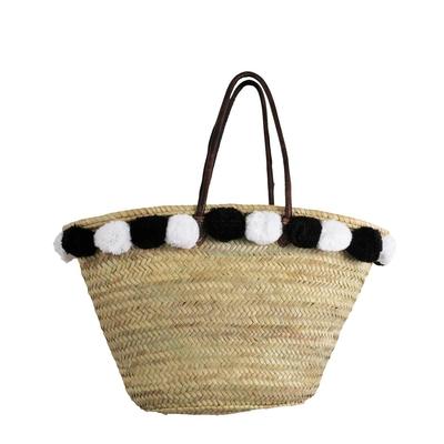 sacs de plage paniers pour l 39 t. Black Bedroom Furniture Sets. Home Design Ideas