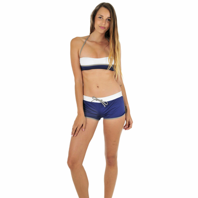 Short de plage bleu Hip