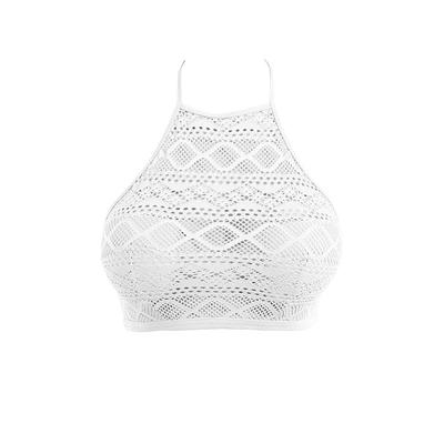 Maillot de bain brassière blanc Sundance (Haut)
