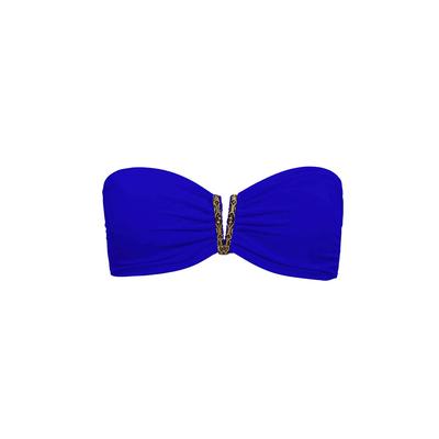 Maillot de bain bandeau Color Mix bleu (Haut)