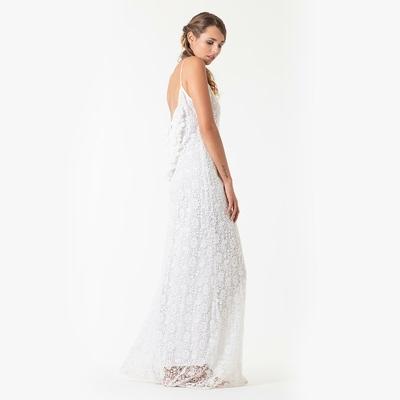 Robe mariée blanche Bohéme Lana