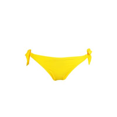 Mon Weenie Bikini Jaune culotte à noeuds (Bas)