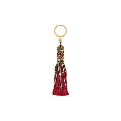 Porte-clé rouge Balma