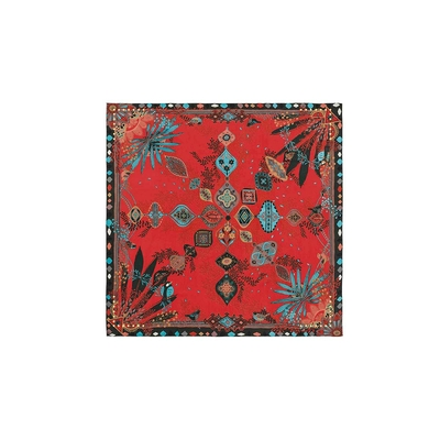 Petit foulard rouge Persian mini