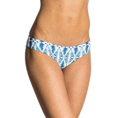 Maillot de bain culotte bleu réversible Beach Bazaar (Bas)