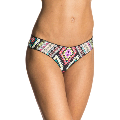 Maillot culotte multicolore ethnique Tallow Beach (Bas)
