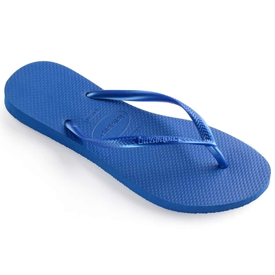 Tongs de page bleues roi Slim