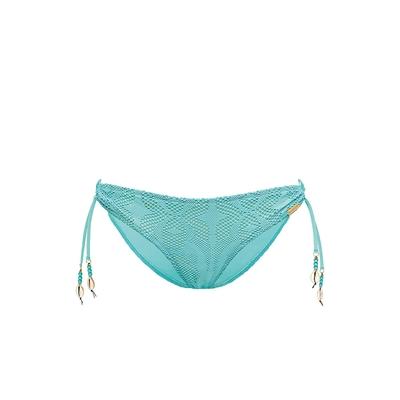 Maillot de bain culotte bleue Hippie Heaven (Bas)