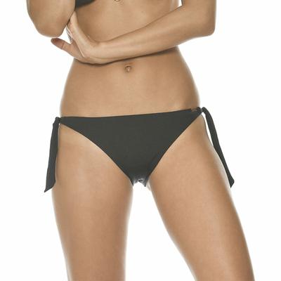 Maillot culotte noire à noeuds couture Millenium (Bas)