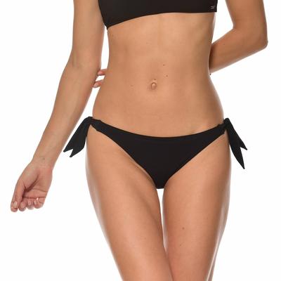 TEENS - Maillot culotte noire à noeuds BeachBabe (Bas)