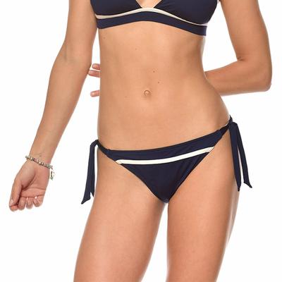 Maillot culotte à noeuds bleue marine Transat (Bas)