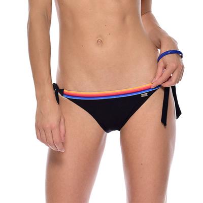 TEENS - Maillot culotte noire à noeuds Supercolor (Bas)
