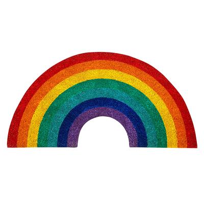 Paillasson multicolore Arc-en-ciel