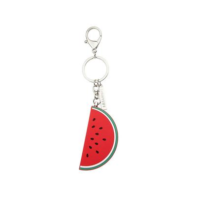 Porte-clés rouge Pastèque