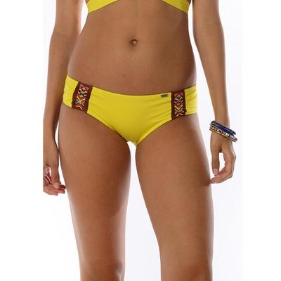 Maillot de bain culotte jaune Ninabell (Bas)