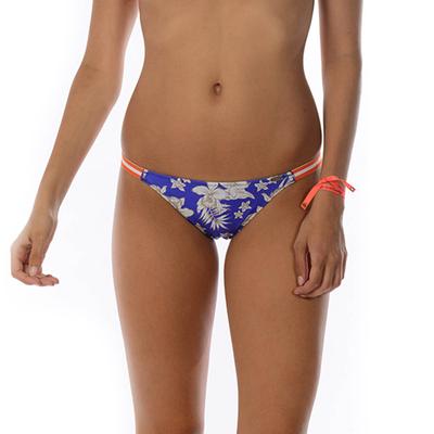 Teens - Maillot de bain culotte bleue Laloha (Bas)