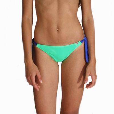 Teens - Maillot de bain culotte vert fluo Sound (Bas)