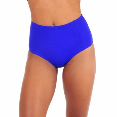 Ma Culotte Taille Haute bleu roi (Bas)